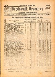 Orędownik Urzędowy Powiatu Leszczyńskiego 1926.01.30 R.7 Nr 6