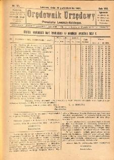 Orędownik Urzędowy Powiatu Leszczyńskiego 1927.10.29 R.8 Nr 53