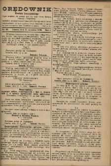 Orędownik Powiatu Leszczyńskiego 1920.09.15 R.1 Nr 68a