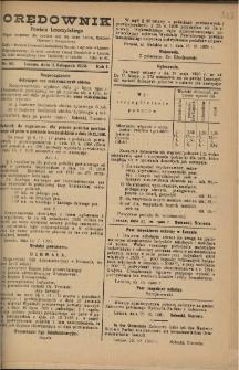 Orędownik Powiatu Leszczyńskiego 1920.11.03 R.1 Nr 80